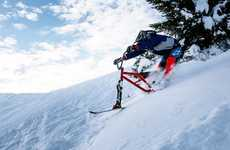 Downhill Wintersport Bikes