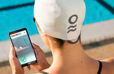 Swim-Coaching Wearables - The SwimBot Wearable Swimming Coach Gives Feedback On Your Technique