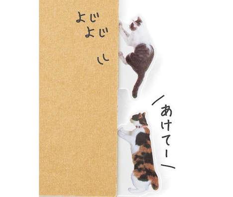 Feline Stationary Tabs