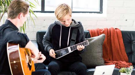 Digital Guitar Teachers