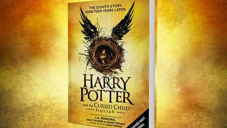 Magical Play Scripts - Harry Potter and the Cursed Child Parts I and II Will Be Published as a Book