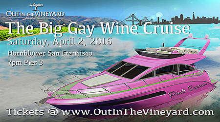 Luxurious LGBT Wine Cruises