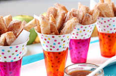 Fruity Dessert Fries