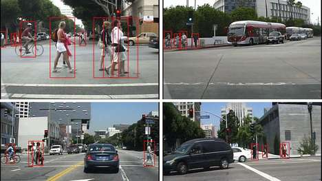 Pedestrian Detection Algorithms - This New Technology is More Accurate Than Existing Alternatives