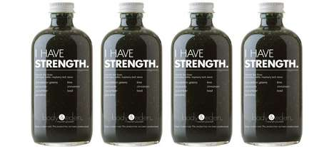 Herbal Algae Tonics - The I Have Strength Serum is an Energizing Liquid Daily Function Support