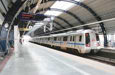 Commuter Parcel Pick-Up Services - Metro Stations in India Will have E-Commerce Collection Kiosks