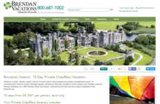 Same-Sex Vacation Packages - Brendan Vacations' 'Romantic Ireland' is Tailored to LGBT Travelers