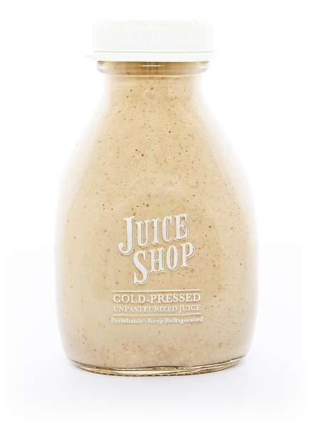Seed-Based Smoothies - Juice Shop's '5 Seed' Smoothie is Made from Superfood Stars