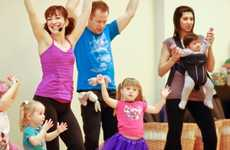 Family-Friendly Dance Classes - The Classes at J'Adore Dance Introduce Kids to Exercise in a Fun Way