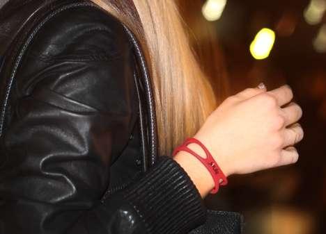 Wearable Caffeine Wristbands