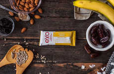 Banana Cricket Bars - Exo's Banana Bread Protein Bar Gets Its Power from Cricket Flour