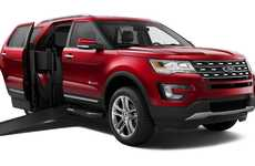 Wheelchair-Friendly SUVs - BraunAbility Makes the Ford Explorer a Wheelchair Accessible Vehicle