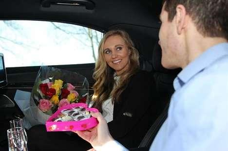 Romantic Taxi Rides