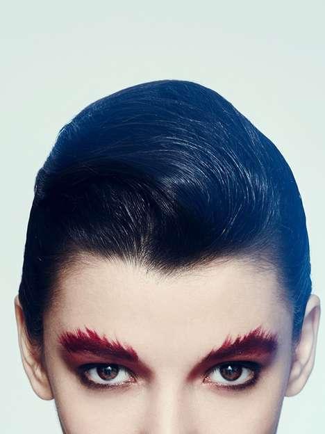 Crimson Eyebrow Cosmetics