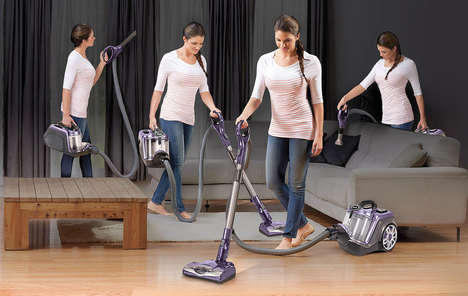 Separating Home-Cleaning Appliances