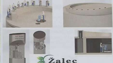 Beer-Spewing Fountains - This Town Plans to Install a Fountain That Sprays Beer Instead of Water