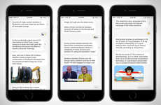Dialoging News Apps