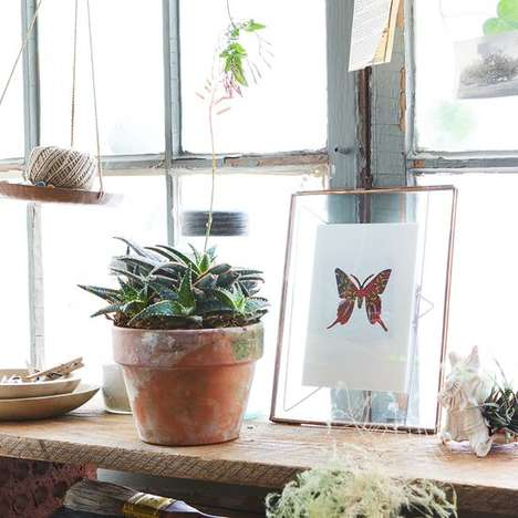 Seed-Infused Greeting Cards - These Seed Greeting Cards Can Be Planted and Cultivated After Use