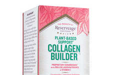Plant-Based Collagen Supplements - Reserveage Nutrition's Collagen Builder is Vegan-Friendly