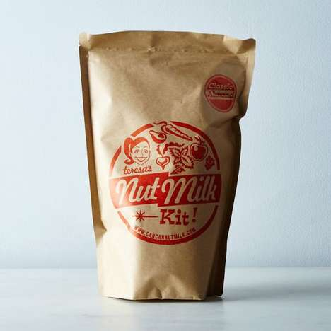 DIY Almond Milk Kits