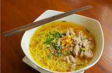 Noodle Soup Apps - The Noodler Smartphone Application is the Oracle for Noodle Soup Recipes
