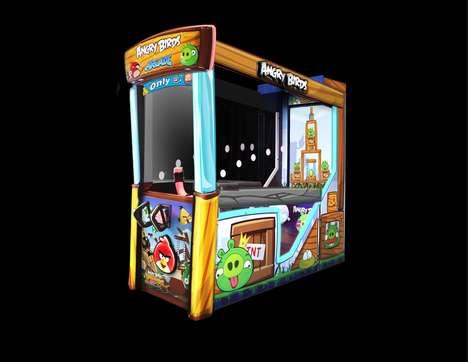 App-Inspired Arcade Games