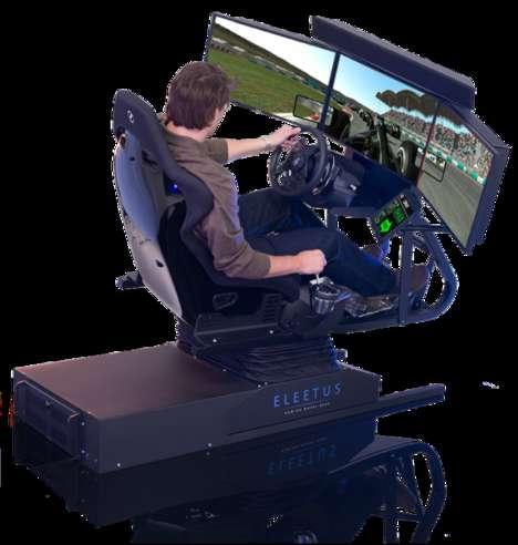 Intense Arcade Simulators