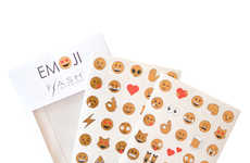Emoji Flash Tattoos