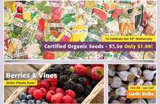 Web-Based Farmers Markets - Peaceful Valley's Grow Organic Shop Carries Farming and Gardening Goods