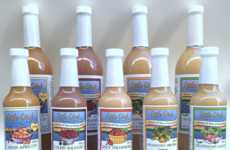 Organic Salad Dressings - The Little Creek Dressings Are Dairy-Free and Vegan