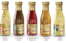 Wholesome Salad Dressings - The Green Garden Dressings Are Free Of Gluten and GMOs