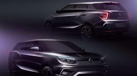 Hybrid SUV Concepts