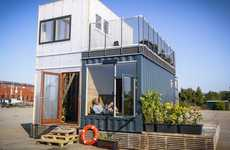 Shipping Container Student Homes