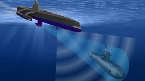 Autonomous Robotic Warships
