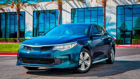 Optimal Hybrid Sedans