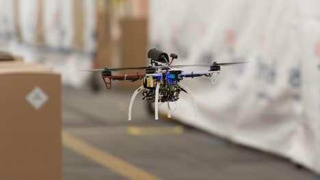 Lightweight Autonomous Drones