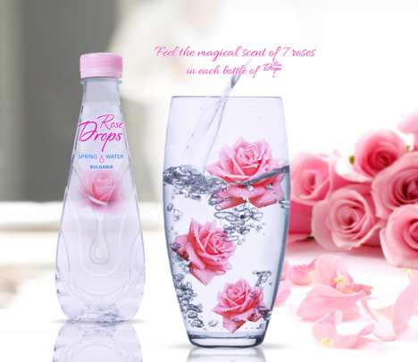 Mineralized Rose Water