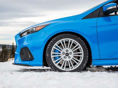 Inclement Weather Tire Packages