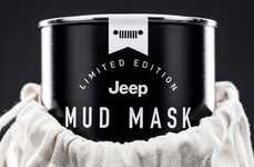 Sport Vehicle Mud Masks
