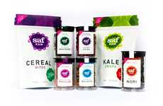 Raw Gluten-Free Snacks - These Ready-to-Eat Snacks Facilitate Healthy Snacking on the Go