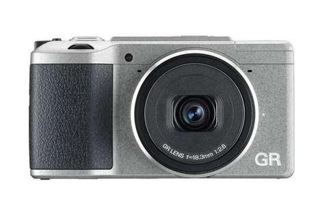 Celebratory Silver Cameras