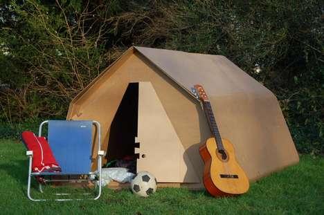 Disposable Music Festival Tents