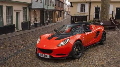 Waist-High Race Cars