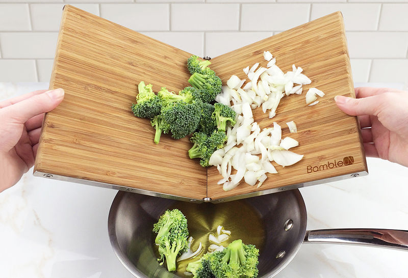 Four-in-One Cutting Boards