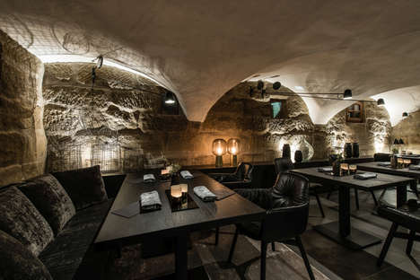 Immersive Underground Dining Concepts