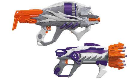 Alien-Blasting Toy Guns