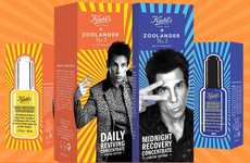 Cinematic Beauty Pop-Ups - The New Kiehl's Pop-Up Celebrates the Premier of Zoolander 2