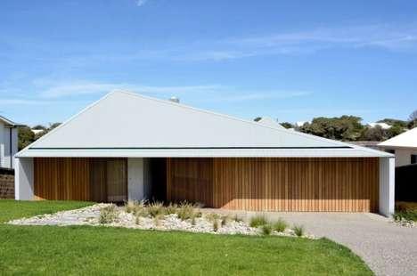 Contemporary Beach House Architecture