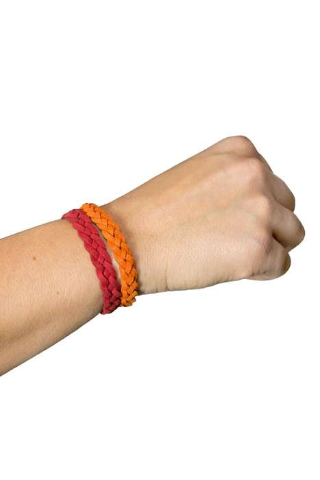 Mosquito-Repelling Bracelets - These Bug Repellents from MosquitNo are Disguised as Jewelry Pieces