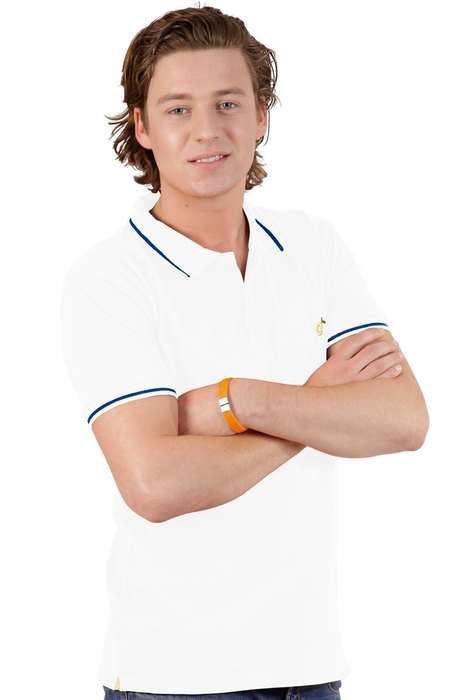 Nanotechnology Polo Shirts - MosquitNo's Polo Shirt Design is Infused with a Mosquito Repellent